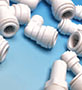 Inch Polypropylene Fittings