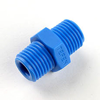 Pipe Hex Nipple Connector