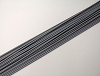 Round Gray Chlorinated Polyvinyl (CPVC) Welding Rods