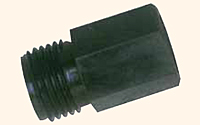 1/4 in. Female Straight Nozzle Holder-M