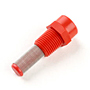 Conical Spray Nozzle 1/8 in. NPT with Filter