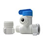 Inch Polypropylene Angle Stop (Conversion Thread) Adapter Valves